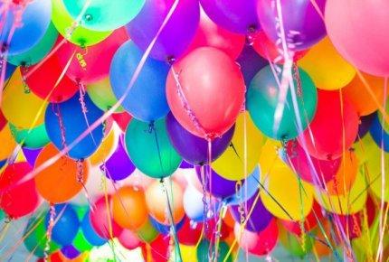 Почему лучше заказать воздушные шары с доставкой на дом?