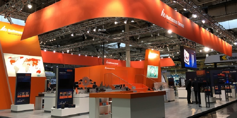 EMO-2019: Hoffmann Group с новинками продукции в зале №3