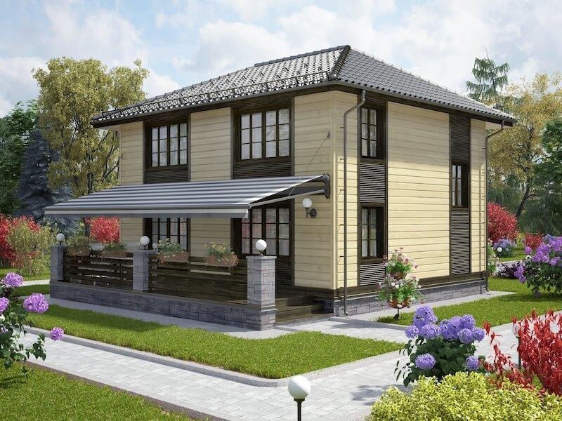 Использование кубической архитектуры в строительстве загородных домов