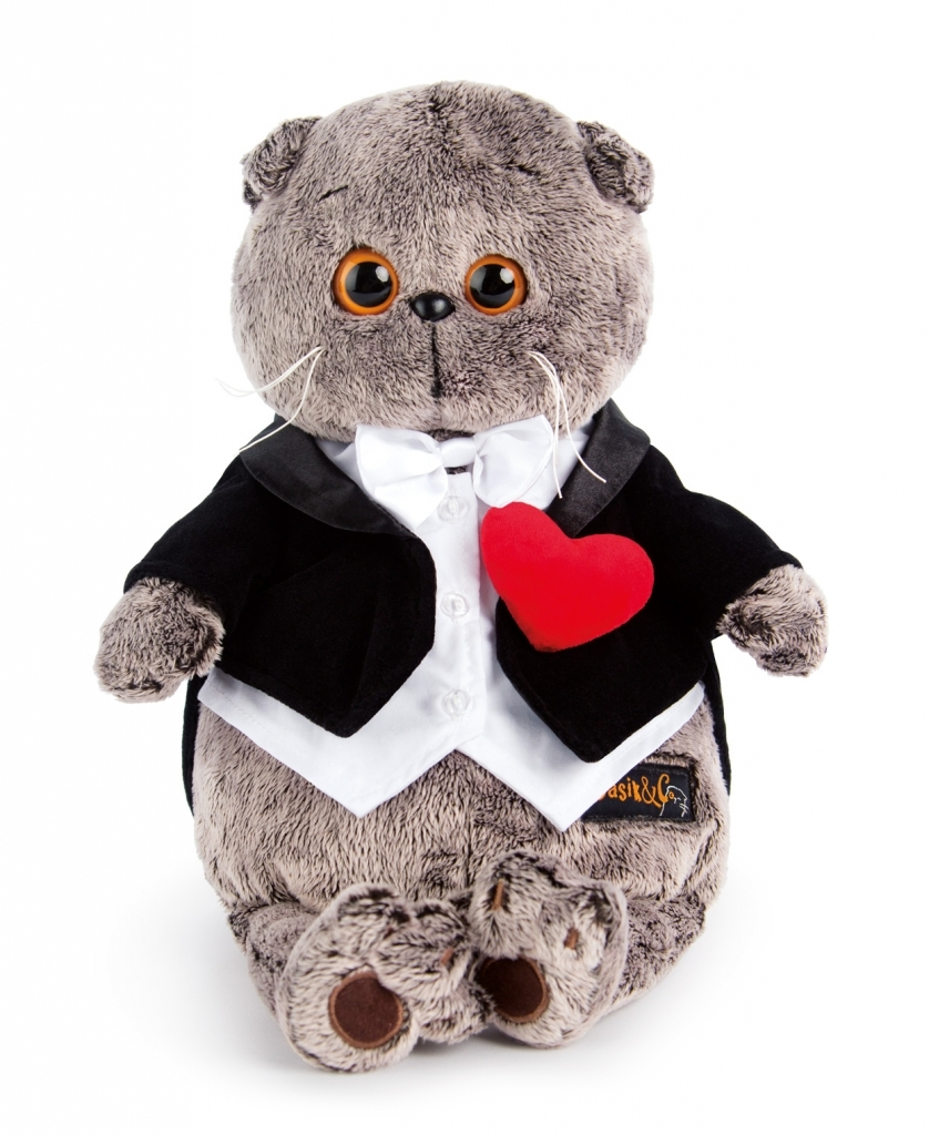 Кот Басик - элегантный ушастый джентльмен из России. Теперь в Тюмени