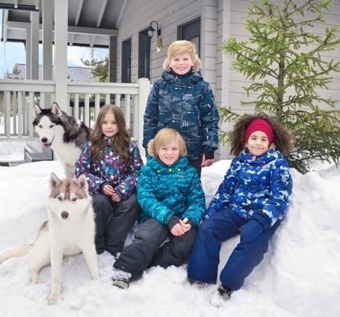 -52% на зимние комплекты Premont!