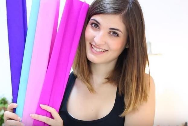 Как покрасить волосы в яркие цвета без вреда для волос.