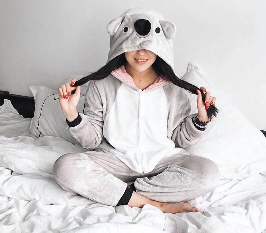 Что такое пижамы кигуруми