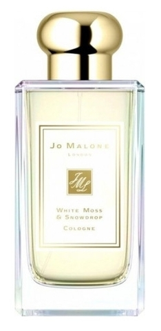 Jo Malone London White Moss & Snowdrop – Новинка!