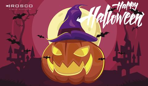 Cчастливого Хэллоуина!
