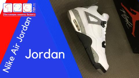 Видео обзоры кроссовок Nike Air Jordan