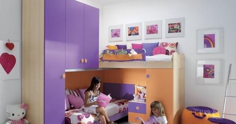 Как выбрать модульную детскую для ребенка
