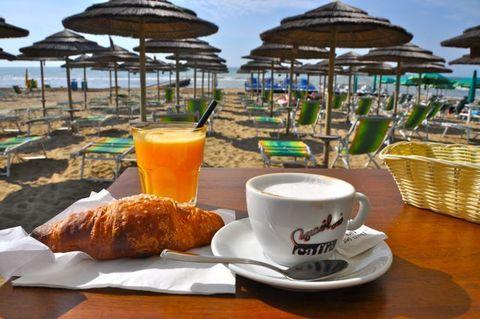 Кофемашина и отпуск