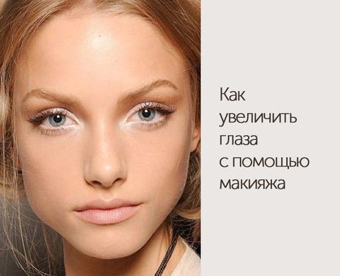 «Да» и «Нет» в макияже глаз