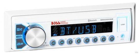 Самая бюджетная магнитола для катера от Boss Audio