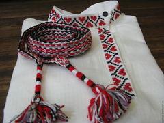 Русская мужская рубаха — основа национального костюма