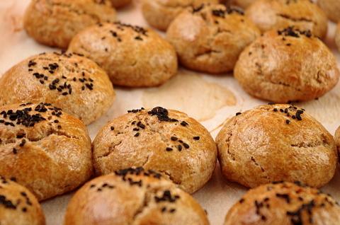 Цельнозерновое печенье с творогом на растительном масле