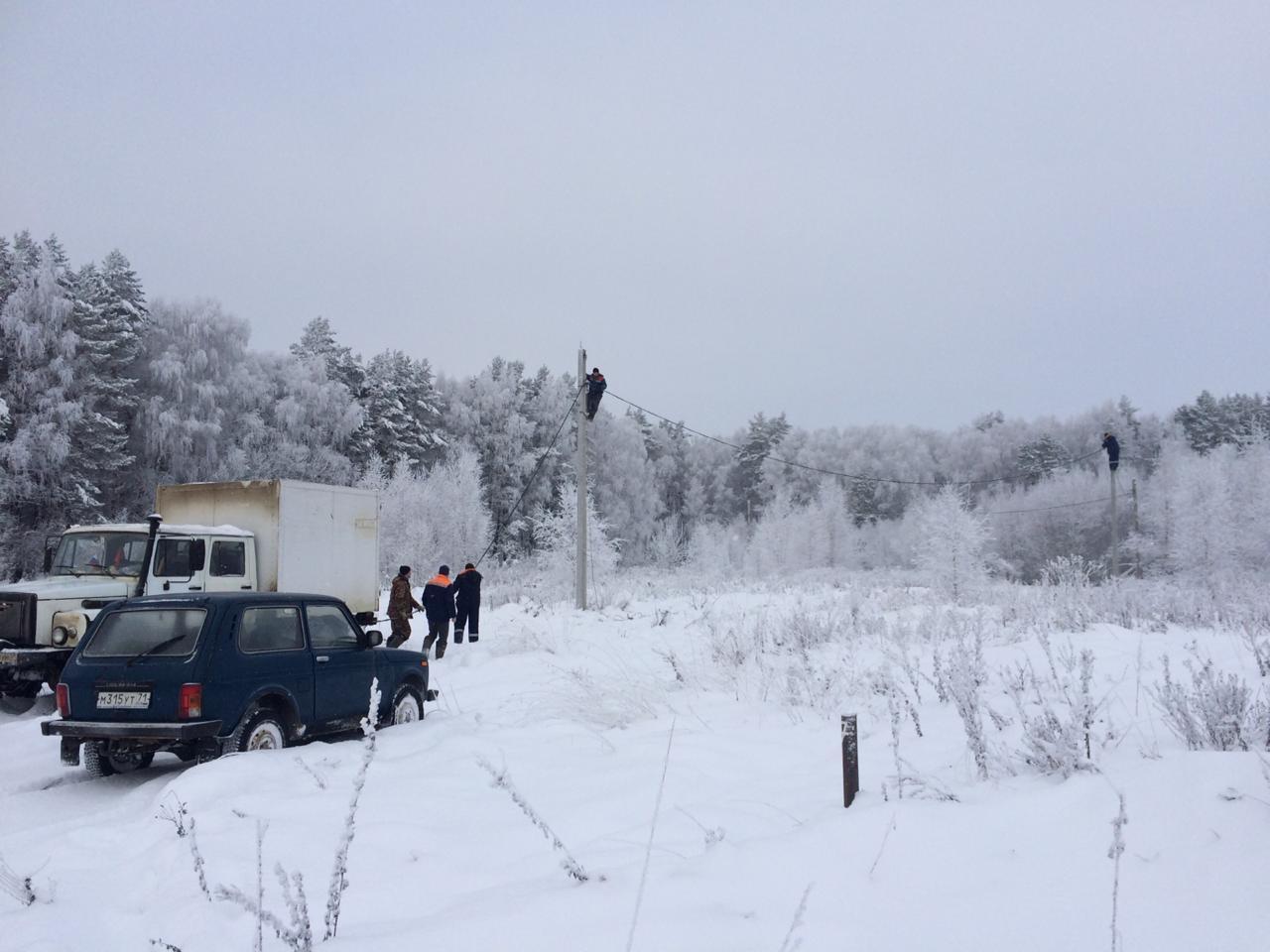 Работы по электрификации «Усадьбы Романово» продолжаются