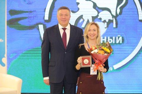 АО «Рузское Молоко» - единственный Подмосковный молокозавод, получивший награду им. Верещагина в Вологде.