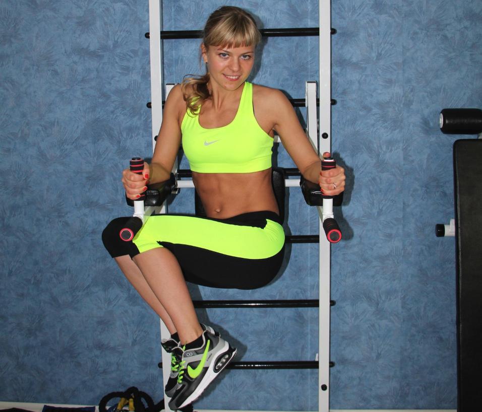 Упражнения на шведской стенке для женщин. Упражнения на шведской стенке для похудения