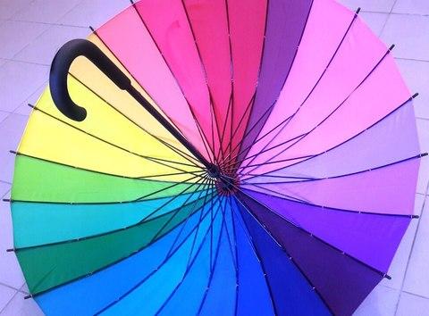 Зонты для хорошего настроения