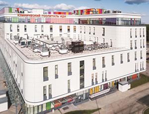 LG реализовала климатический проект в самарской клинике