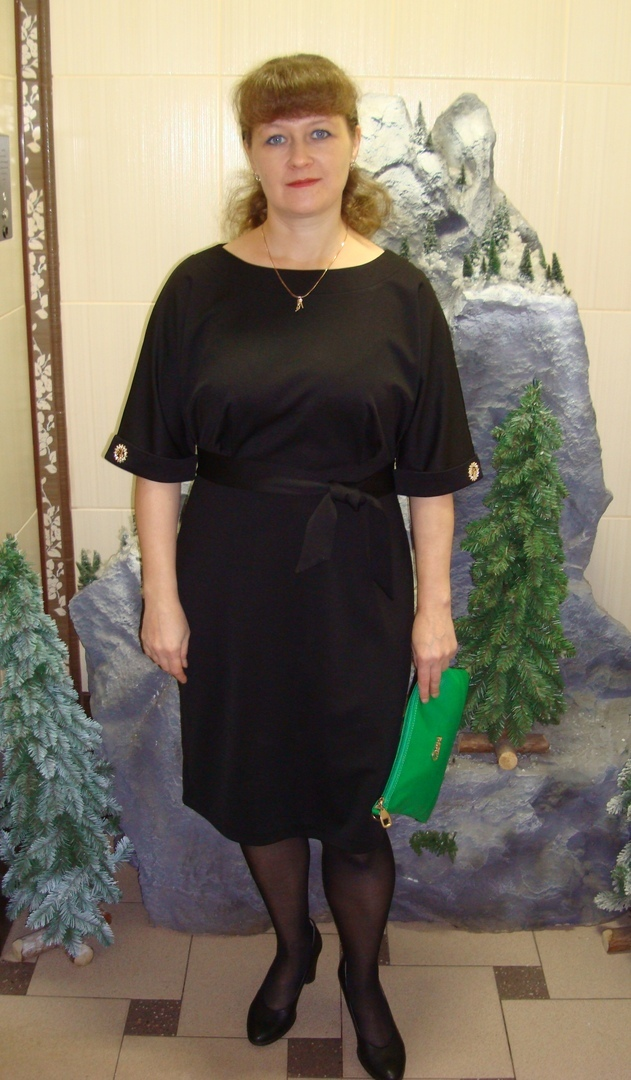 Отзыв о платье 5659