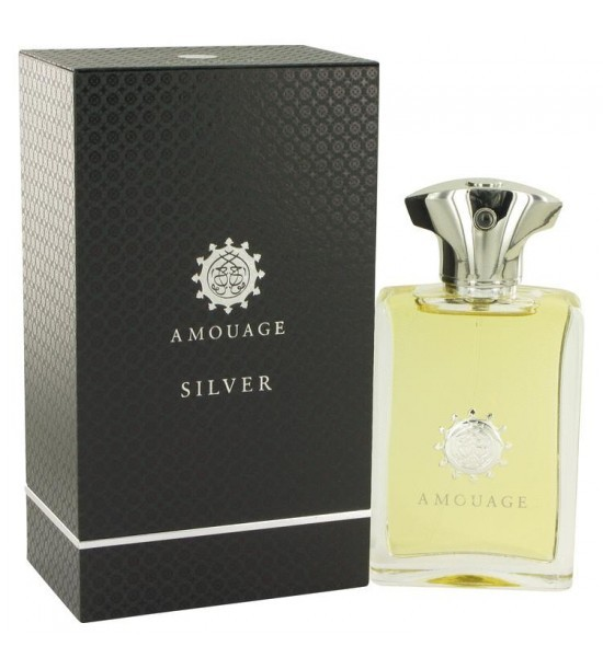 Amouage Silver man - совершенный и неоднозначный аромат Амуаж
