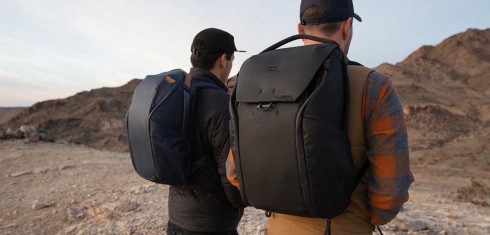 Peak Design Everyday Backpack. V2 или Zip?