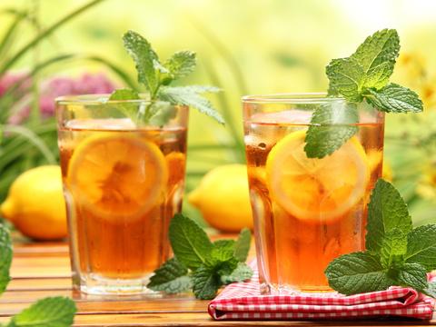 Холодные напитки этого лета!