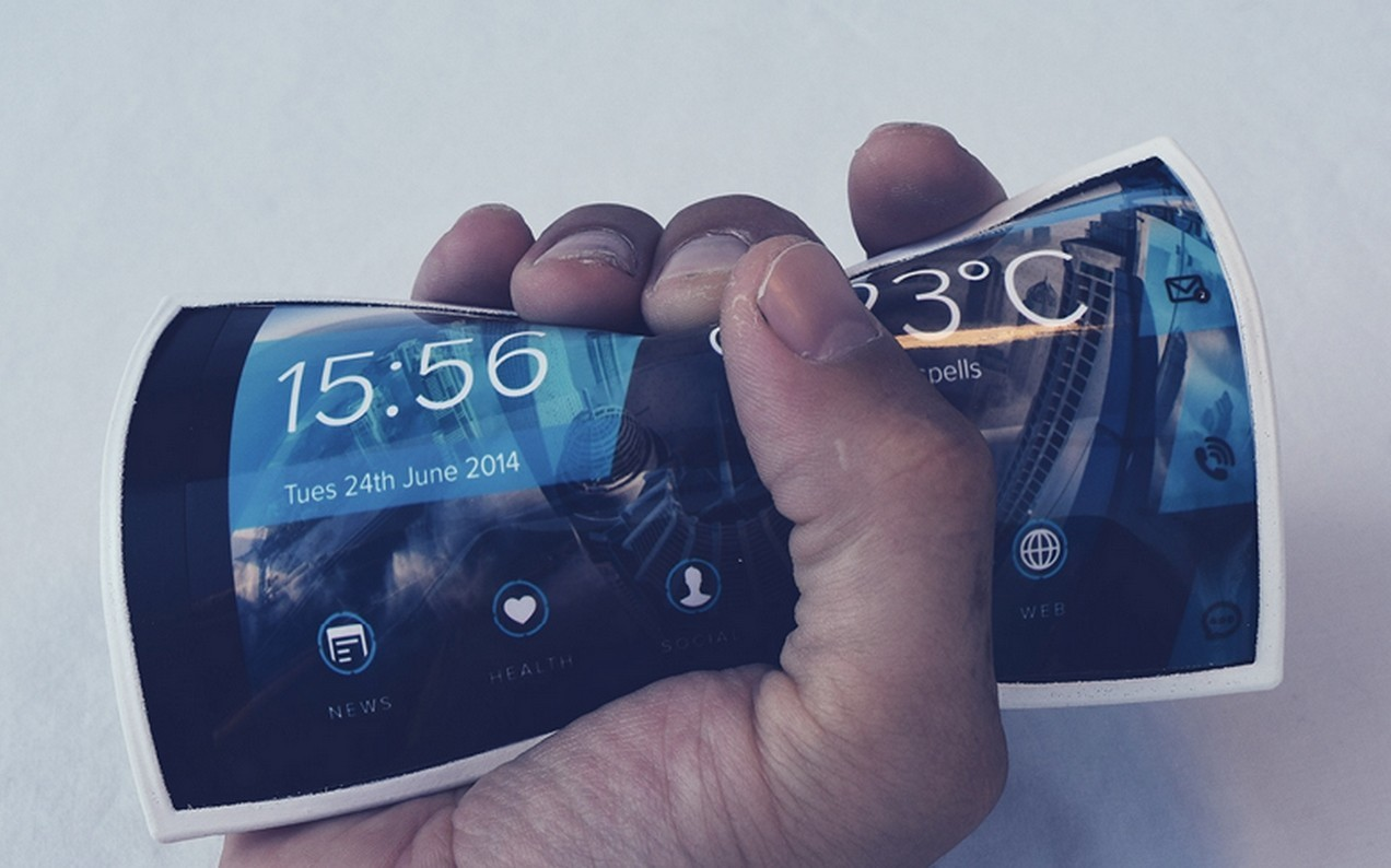 Ближайшее будущее смартфонов