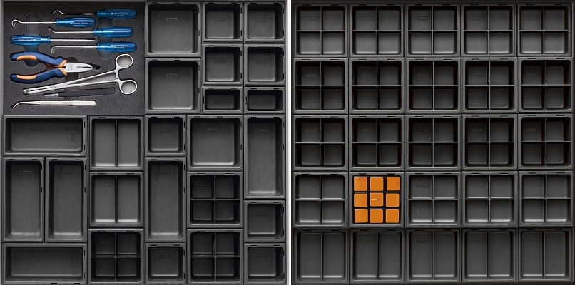 GARANT GridLine: Логика в основе производственной мебели