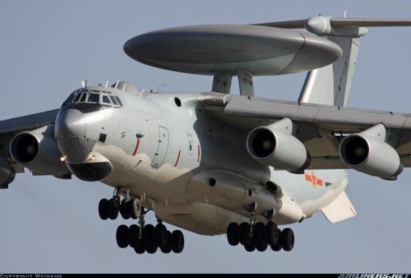 """""""Летающий радар"""" - мощное противодействие в воздухе"""