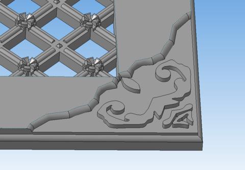 КОМПАС-3D Home для чайников. Основы 3D-проектирования. Часть 9. Создание вентиляционной решетки