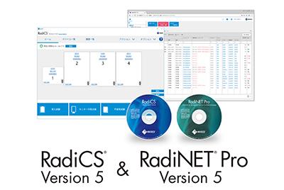 Корпорация EIZO выпустила обновленные версии ПО RadiCS и RadiNET Pro