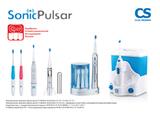 Звуковые зубные щетки CS Medica SonicPulsar Одобрены Стоматологической ассоциацией России