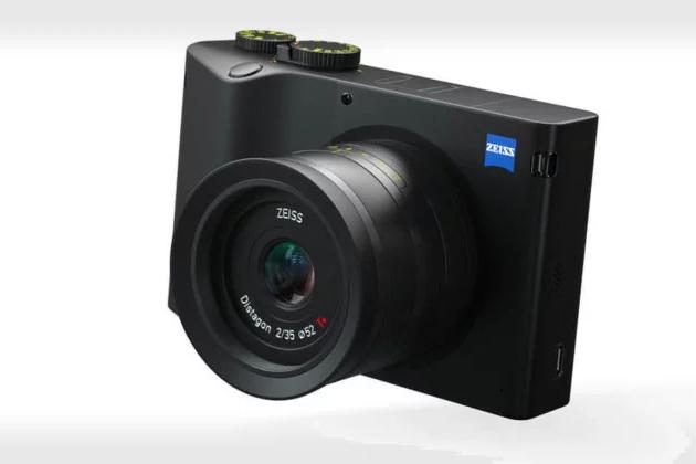 Zeiss ZX1: Первый взгляд на полнокадровую камеру с Lightroom