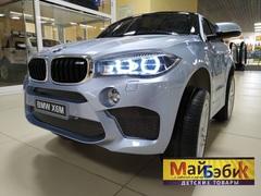 Видео от нас _  BMW X6 в серебристом цвете.