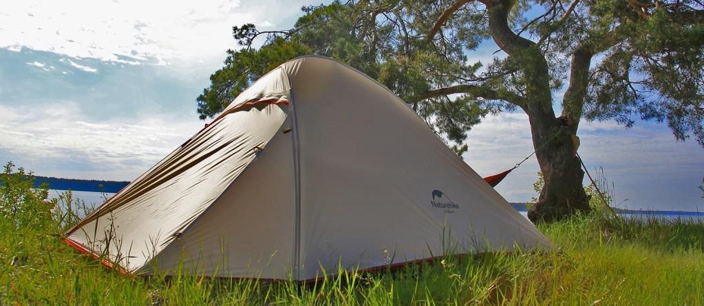 Как выбрать треккинговую палатку