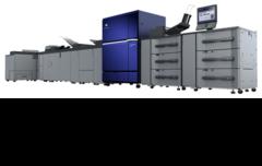 Konica Minolta представила свою первую высокопроизводительную систему тонерной печати