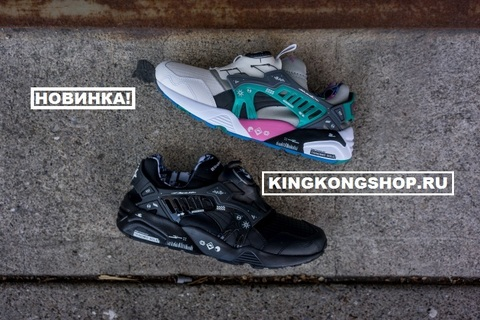 Новинка! Puma Disc Blaze Graphersrock