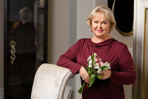 Людмила Гаврилова в