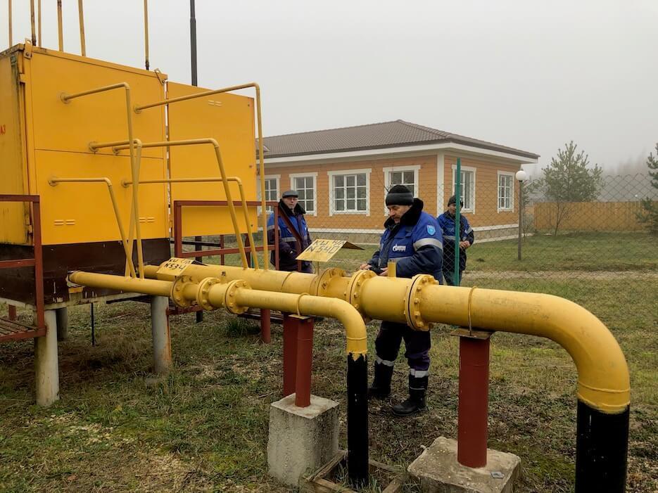 В «Романовском Парке» провели проверку газового оборудования
