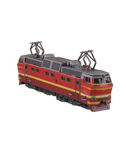 Поступление моделей железных дорог из картона 1:87