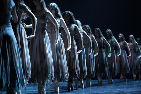 ballet in cinema / Giselle / Akram Khan