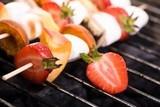 Особенности приготовления фруктов на гриле