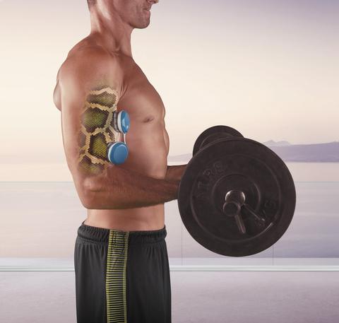 Применение нейромышечной стимуляции с сочетании с силовым тренингом