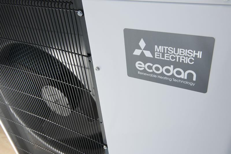 Mitsubishi Electric запустила линию бесшумных тепловых насосов