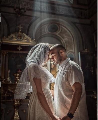 Церковный платок Россинка