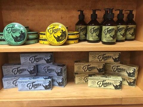 Новое поступление шампуней и средств для укладки от бренда Tenax!