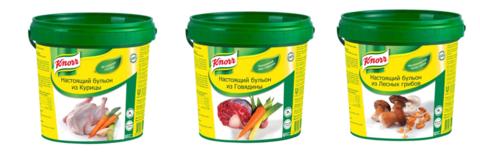 Бульоны Knorr