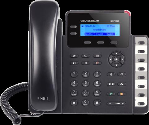 Grandstream GXP1628 - доступен к заказу !