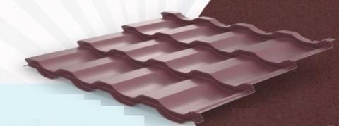 Что такое модульная металлочерепица? Новинка -