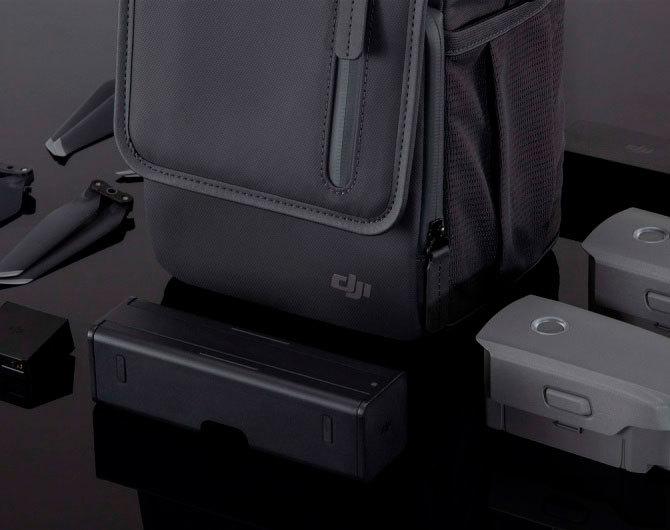 Комплект аксессуаров DJI MAVIC 2 FLY MORE KIT: полная экипировка к полету