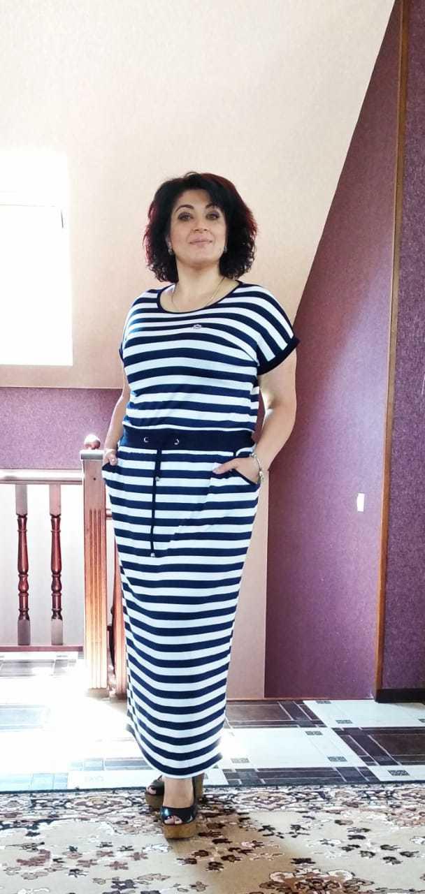 Отзыв о платье 4454 (2)